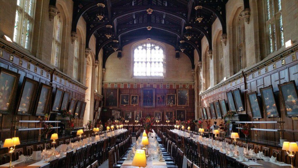 כנסיית כרייסט צ'רץ' באוקספורד