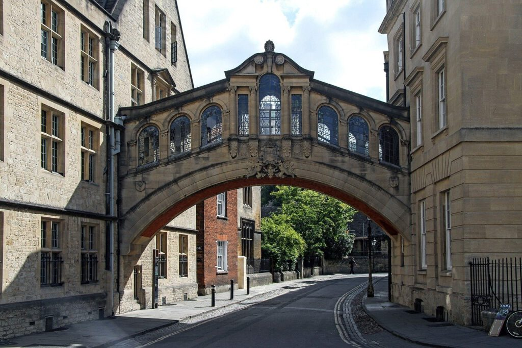 אוקספורד גשר הרטפורד